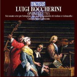 Luigi Boccherini composizioni