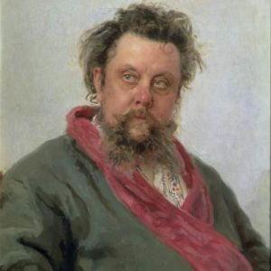 Modest Moussorgsky foto