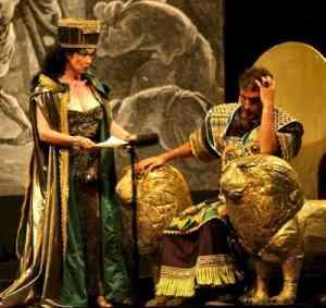 Opera Nabucco di Giuseppe Verdi