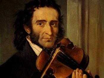 Niccolò Paganini biografia e opere
