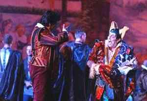 Opera - Rigoletto di Giuseppe Verdi