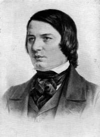 Robert Schumann biografia