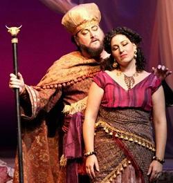 Opera Sansone e Dalila