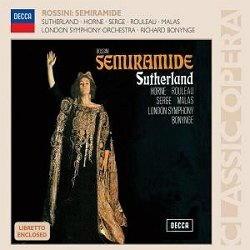 Semiramide di Gioachino Rossini