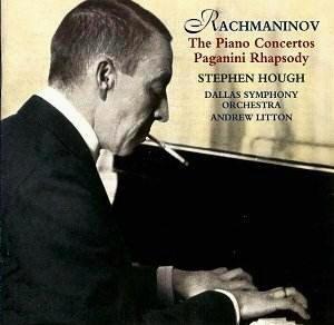 Sergei Rachmaninov biografia