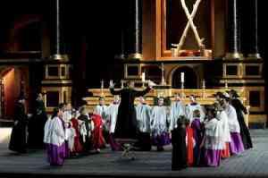 Opera Tosca di Giacomo Puccini