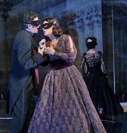 Opera Un Ballo in Maschera di A. Verdi