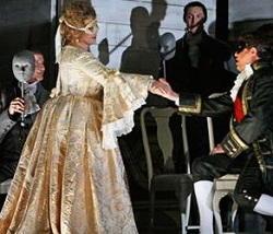 Opera Un Ballo in Maschera di Verdi