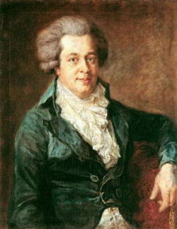 Wolfgang Amadeus Mozart biografia del compositore