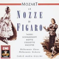 Le nozze di Figaro - Wolfgang Amadeus Mozart