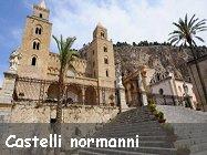 visita ai castellli di origine normanna in Italia