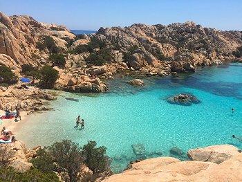 Cala cipolla in Sardegna