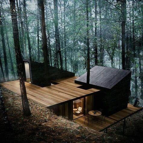 la-casa-nel-bosco
