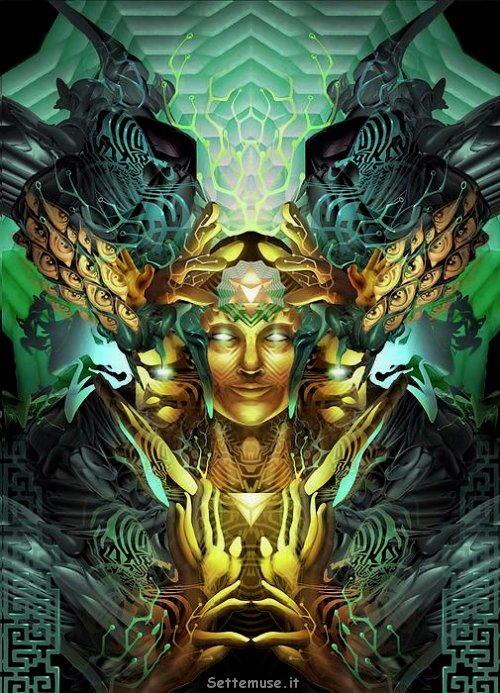 opere arte arte psichedelica 007