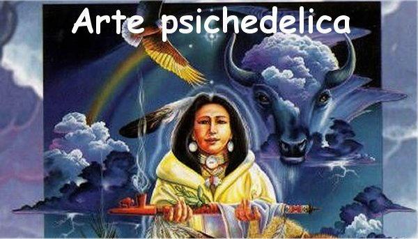 opere d arte psichedelica