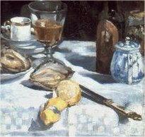 Edouard Manet colazione