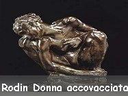 Rodin donna accovacciata