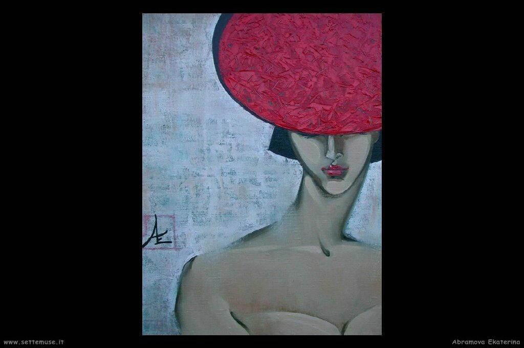 Abramova Ekaterina biografia e dipinti