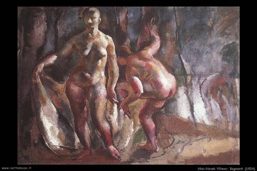 Bagnanti (1924)