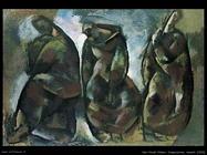 Composizione, eremiti (1920)