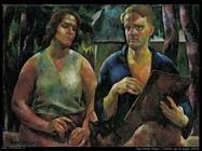 L'artista con la moglie (1925)