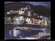 Villaggio costiero italiano (1930)