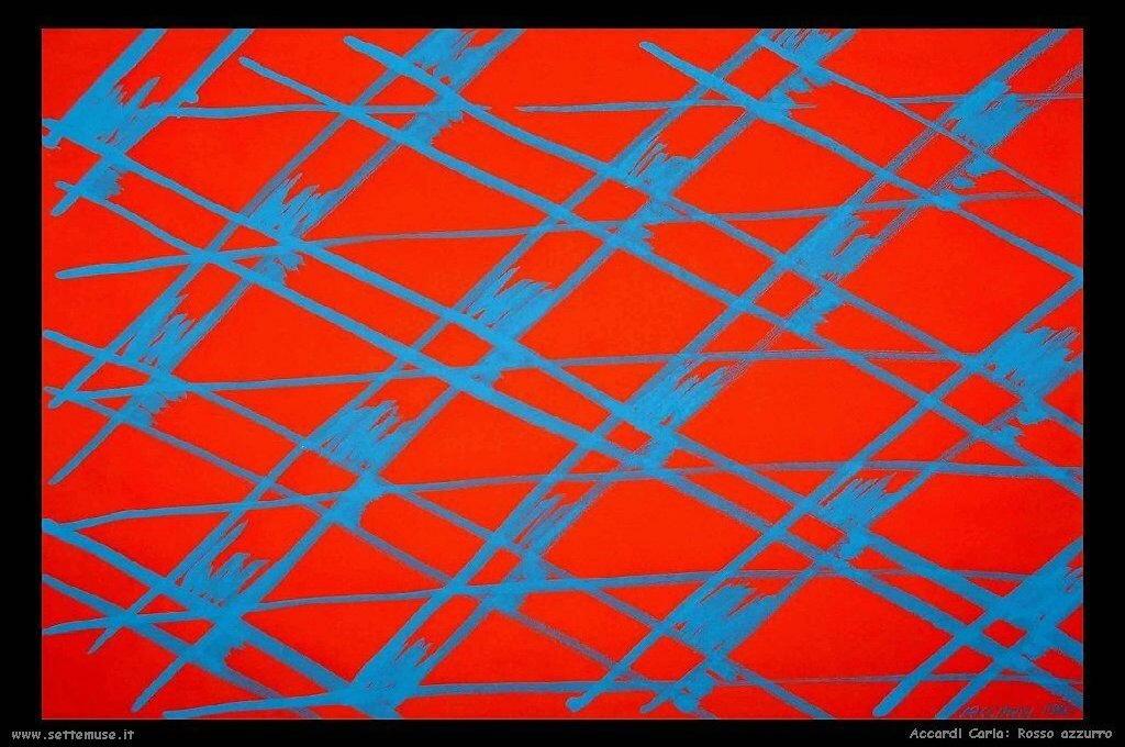 Rosso Azzurro