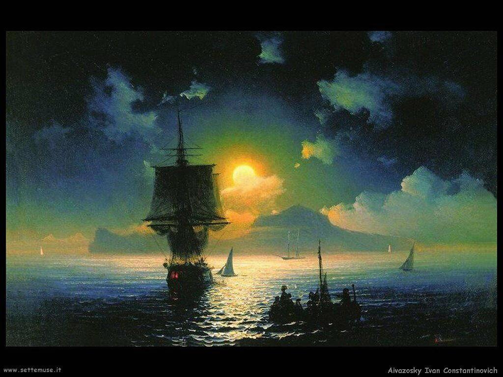 aivazovsky ivan constantinovich 013