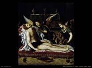 Corpo di Cristo con due angeli