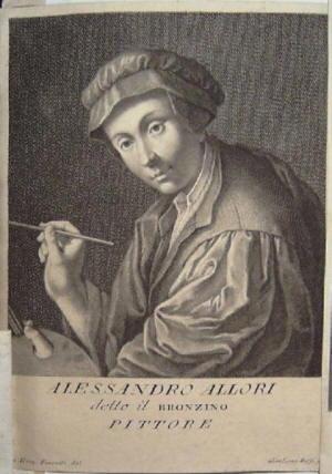 Alessandro Allori detto il Bronzino