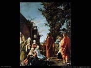 Cristo lascia la madre