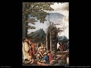 altdorfer_albrecht Comunione degli apostoli