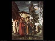 San Floriano lascia i monaci
