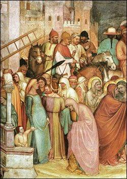 dipinto di Altichiero da Zevio