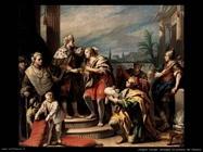 Giuseppe nel palazzo del faraone