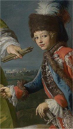 Amigoni Jacopo dipinto