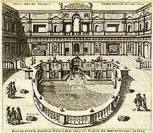 Bartolomeo Ammannati disegno