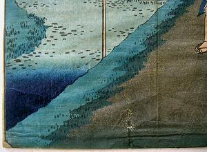 lavoro di Ando Hiroshige