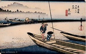 opera di Ando Hiroshige