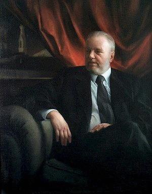 Il Professore (Ritratto di Michael John Angel) da Juan Martinez