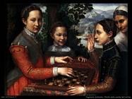anguissola_sofonisba Ritratto delle sorelle dell'artista