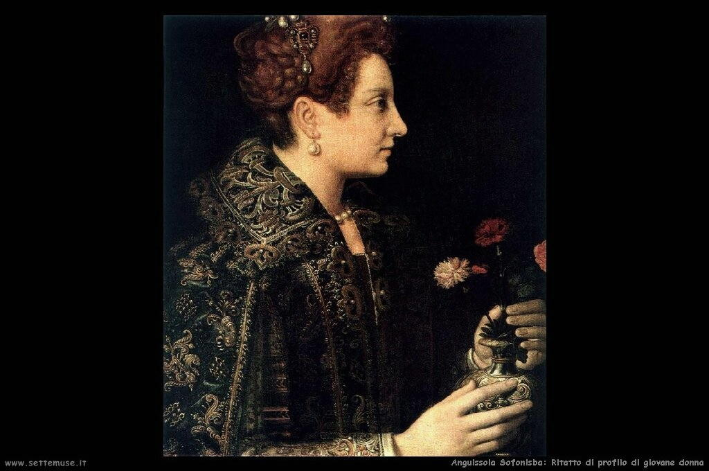 anguissola_sofonisba_504_profile_portrait_of_a_young_woman