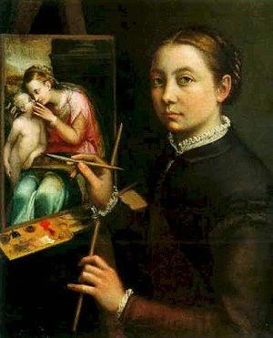 Biografia di Sofonisba Anguissola