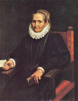 un ritratto di Sofonisba Anguissola
