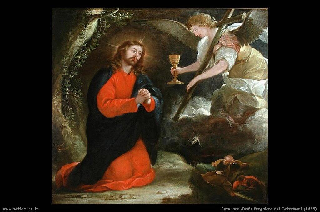 Preghiera nel Getzemani (1665)