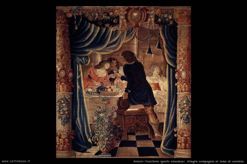 arazzi_628_merry_company_by_candlelight_weaver_dutch