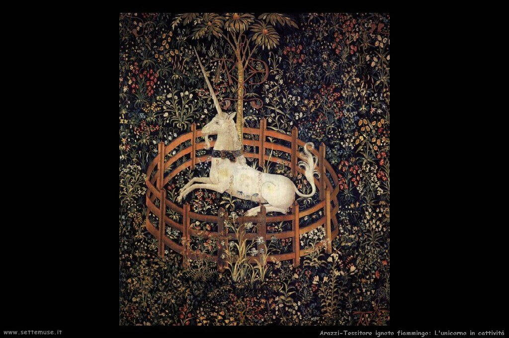 arazzi_632_the_unicorn_in_captivity_weaver_flemish