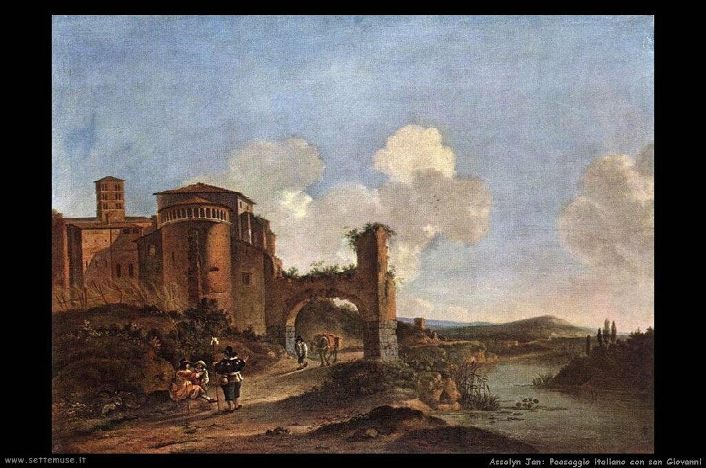 asselyn_jan_500_italian_landscape_with_ss_giovanni