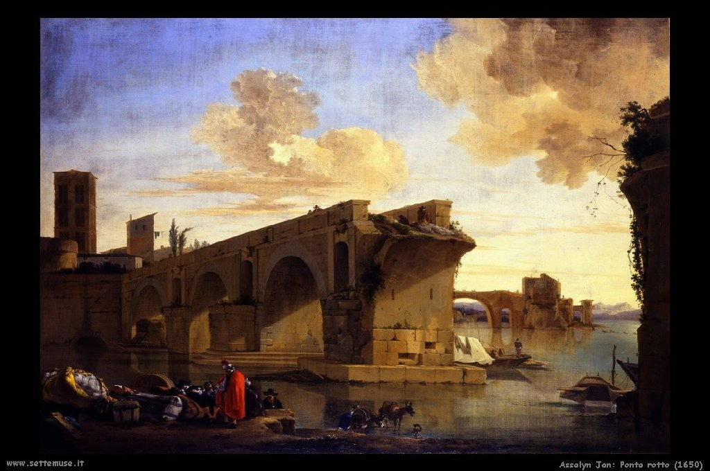 asselyn_jan_506_ponte_rotto_1650