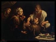 Isacco benedice Giacobbe